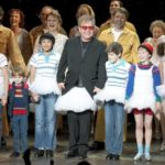 Elton John and Cast of Billy Elliot the Musical Toronto