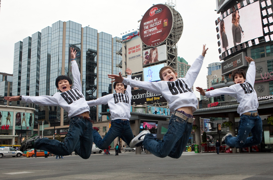 Billy Elliot_Mirvish Productions