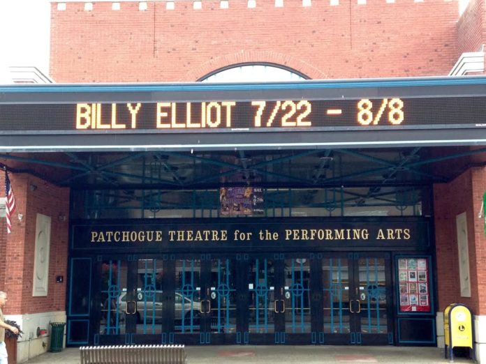 Meet Billy Elliot Patchogue Theatre Ny