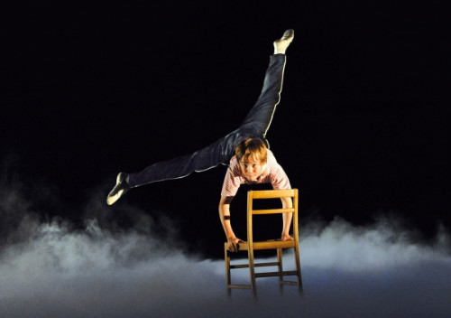 Meet Billy Elliot: Aaron Watson - BETM