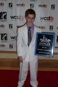 Adam Vesperman Elite Dancer Award (Resize)
