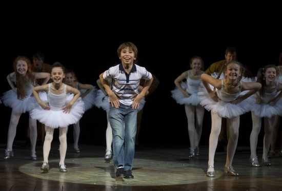 Bradley Perret as Billy in The Finale