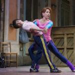 Bradley Perret is Billy Elliot