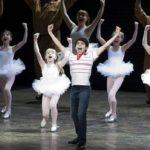 Cesar Corrales as Billy Elliot in The Finale