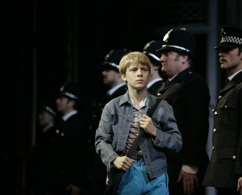 Colin Bates is Billy Elliot