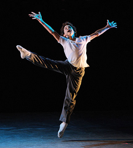 David Alvarez in Billy Elliot