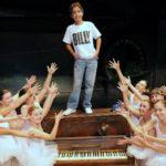 Dayton Tavares and the Ballet Girls