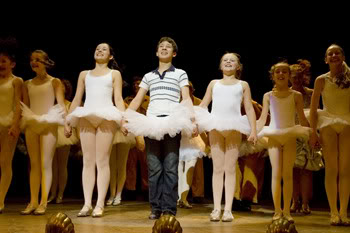 Hogan's Final Curtain Call as Billy Elliot