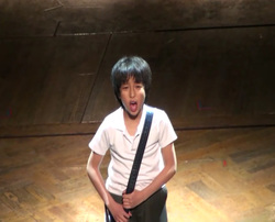 Jin-ho Jung is Billy Elliot