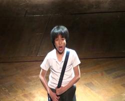 Jin-ho Jung is Billy Elliot