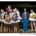 Lex Ishimoto is Billy in Ballet Class