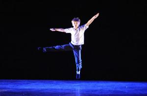 Ollie Gardner as Billy Elliot