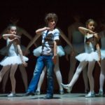 Ollie Jochim and The Ballet Girls Dance in The Company Celebration