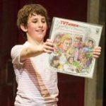 Ollie Jochim as Billy Elliot 4