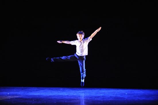 Meet Billy Elliot: Oliver
