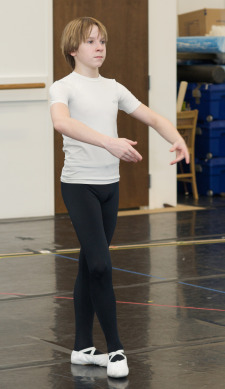 Tommy-Batchelor-Rehearsing-for-Billy-Elliot-Debut-in-Chicago