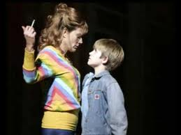 Travis Yates (Billy) & Sally Dexter (Mrs. Wilkinson)