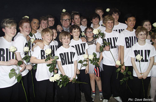 19 Current, Past and Future Billys Join Elton John at the BETMUK 5th Anniversary Show