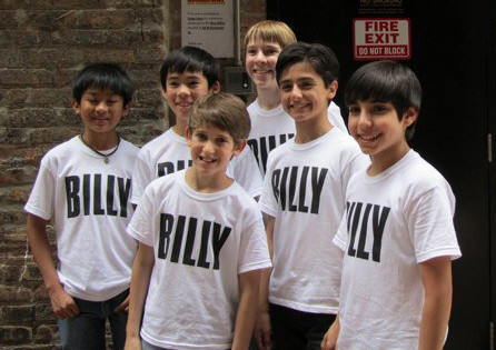 The Six BETM Chicago Billys (l-r J.P. Viernes, Marcus Pei, Myles Erlick, Tommy Batchelor, Giuseppe Bausilio and Cesar Corrales)