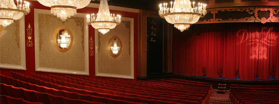 Drury Lane Theatre (Interior)