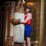 Nat Sweeney (Billy) in Billy Elliot the Musical
