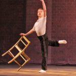 Brandon Ranalli in Dream Ballet