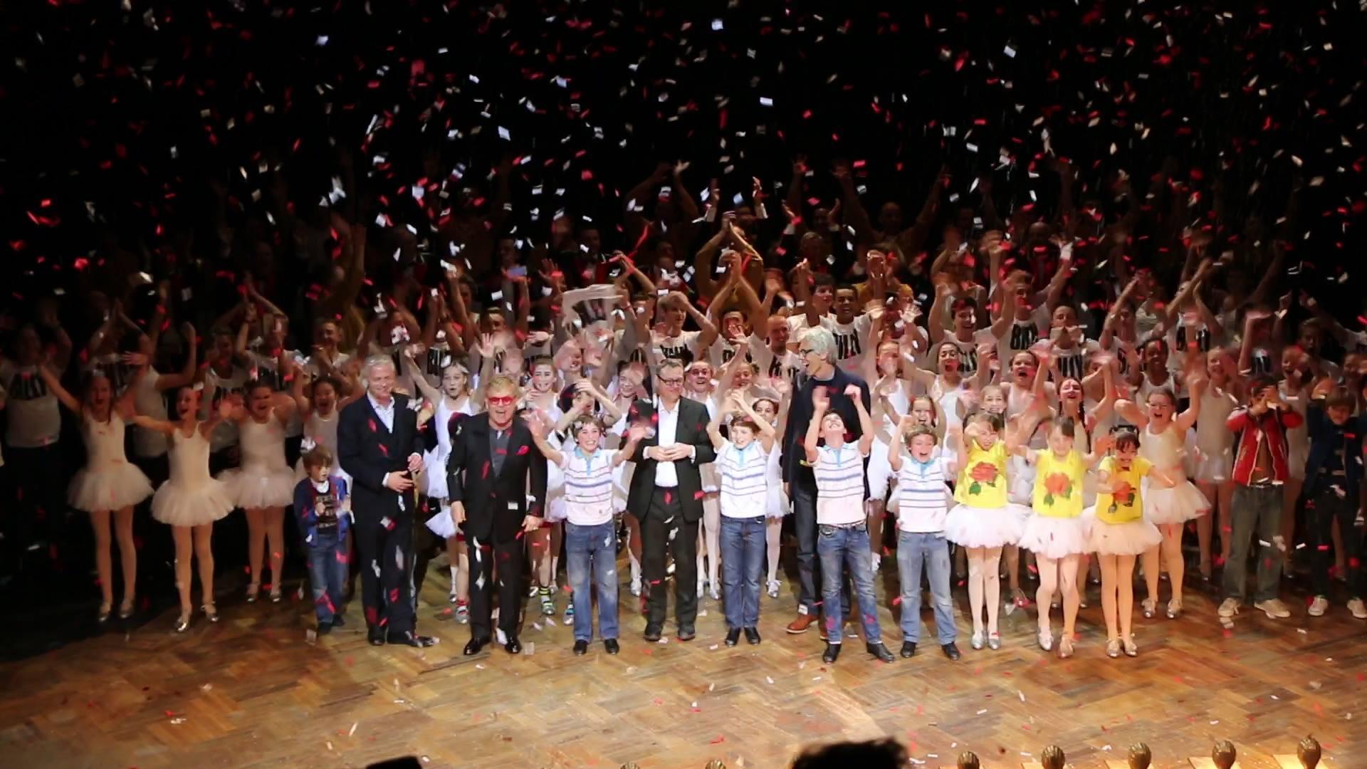 Final Curtain Call in London