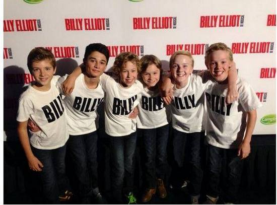 The Six Originating Billys for BETM The Netherlands