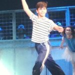 Christian Roberto as Billy Finishes Dancing  Electricity