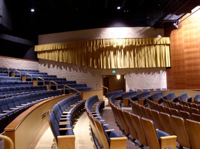 Maltz Jupiter Theatre Interior