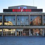 Malmo Opera House Exterior