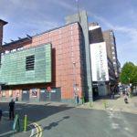 Birmingham Hippodrome Exterior