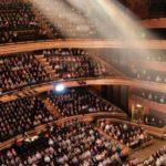 Cardiff Theatre Interior