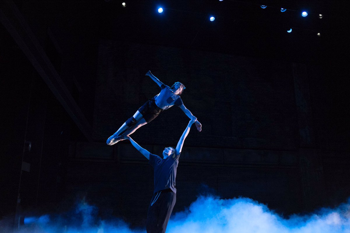 "Haydn rehearses ""Dream Ballet"""