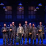 Billy (Seamus Whyte) and the Miners (Ensemble)