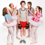 Seamus Whyte and the Ballet Girls Revised