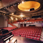Stanley Industrial Stage (Vancouver, BC) – Interior