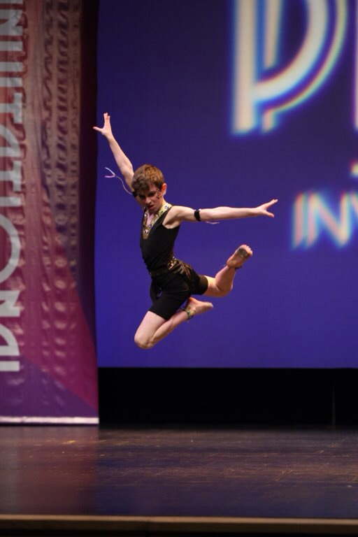 Nolan Fahey Has Danced in Many Dance Competitions