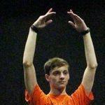 Larsen Practices His Ballet3