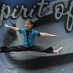 Parker James Fullmore Dance Competition