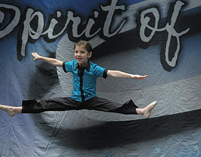 Parker James Fullmore Dance Competition