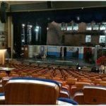 Tel Aviv Theatre Interior