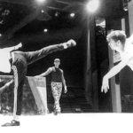 Beck Center Dream Ballet Rehearsal