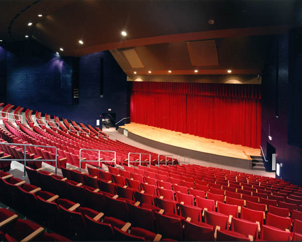 Fairfield High School Auditorium