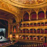 Hungarian State Opera House Budapest Hungary eastern Europe 1