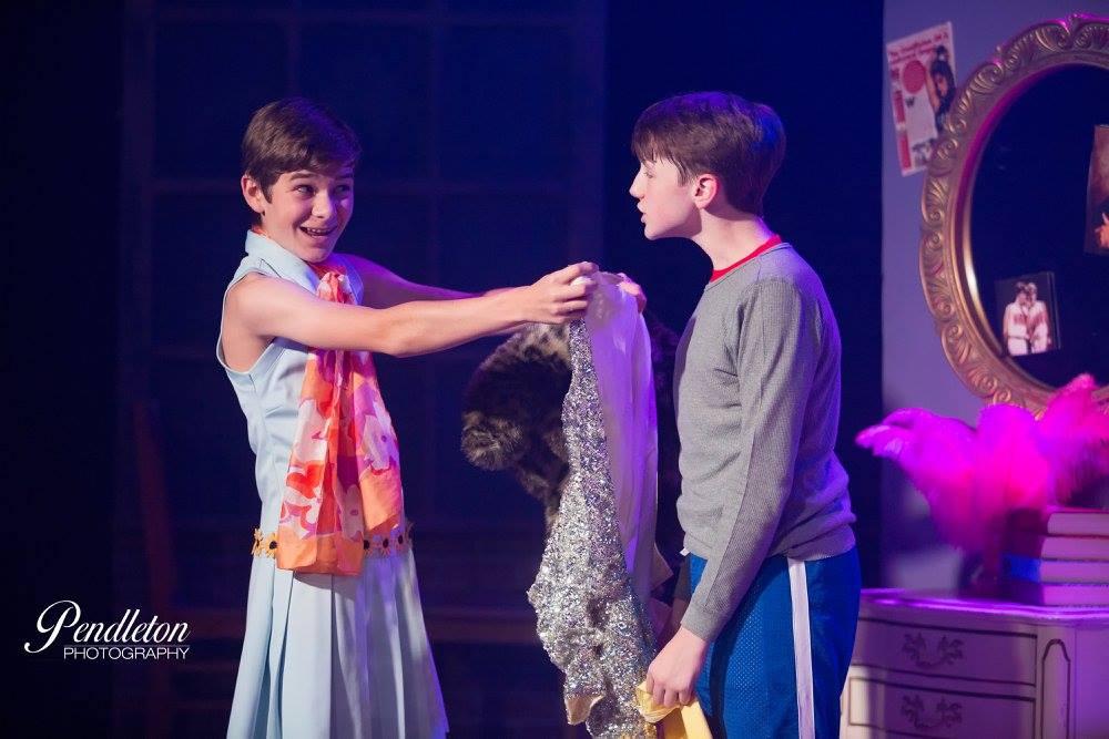 Billy (Westin Brown) & Michael (Matthew Vinson)