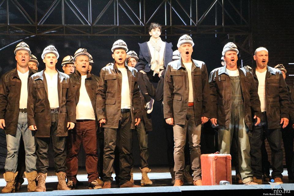 Budapest - Miners