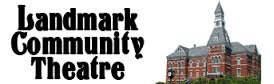 Landmark Community Theatre Logo