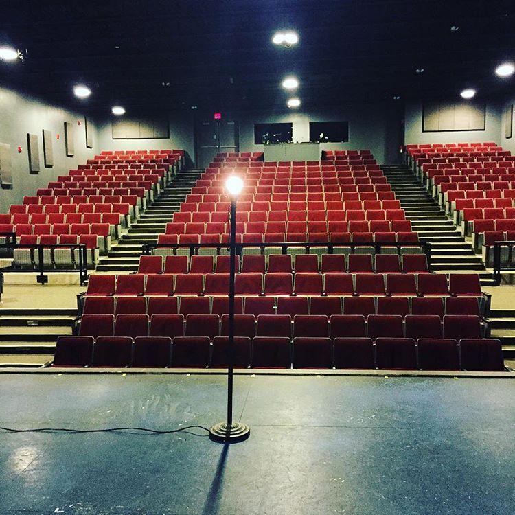 Ocean State Theatre Interior