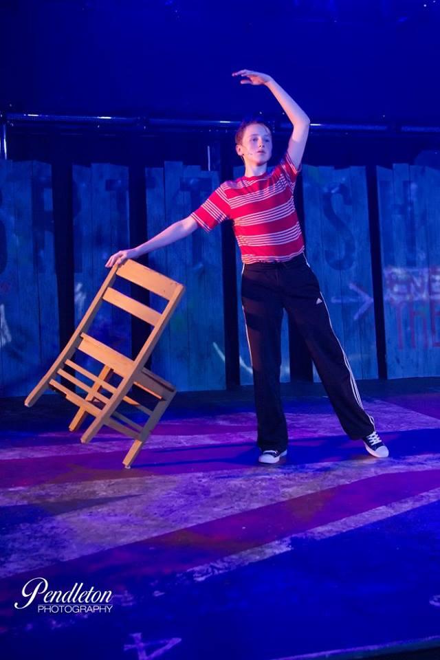 Westin Brown is Billy in Dream Ballet